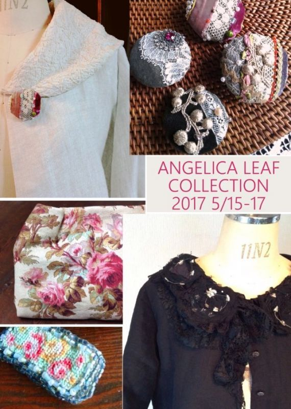 ANGELICA LEAF 2017 NEW COLLECTION